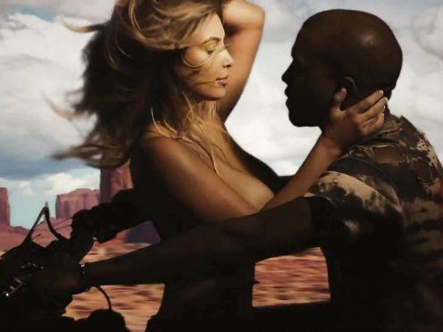 Kim Kardashian nude – Trussed TWO (2013)