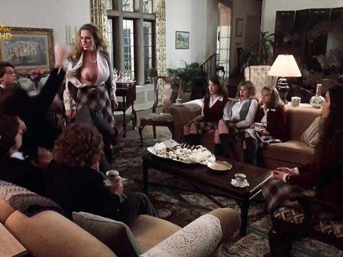 Virginia Madsen & Jacqueline Bisset nude – Class (1983)