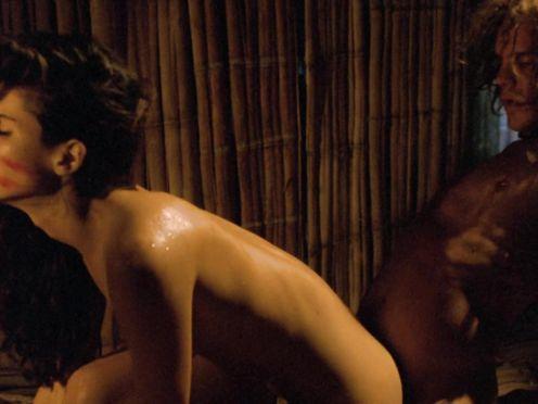Sandra Bullock nude – Fire On The Amazon (1993)