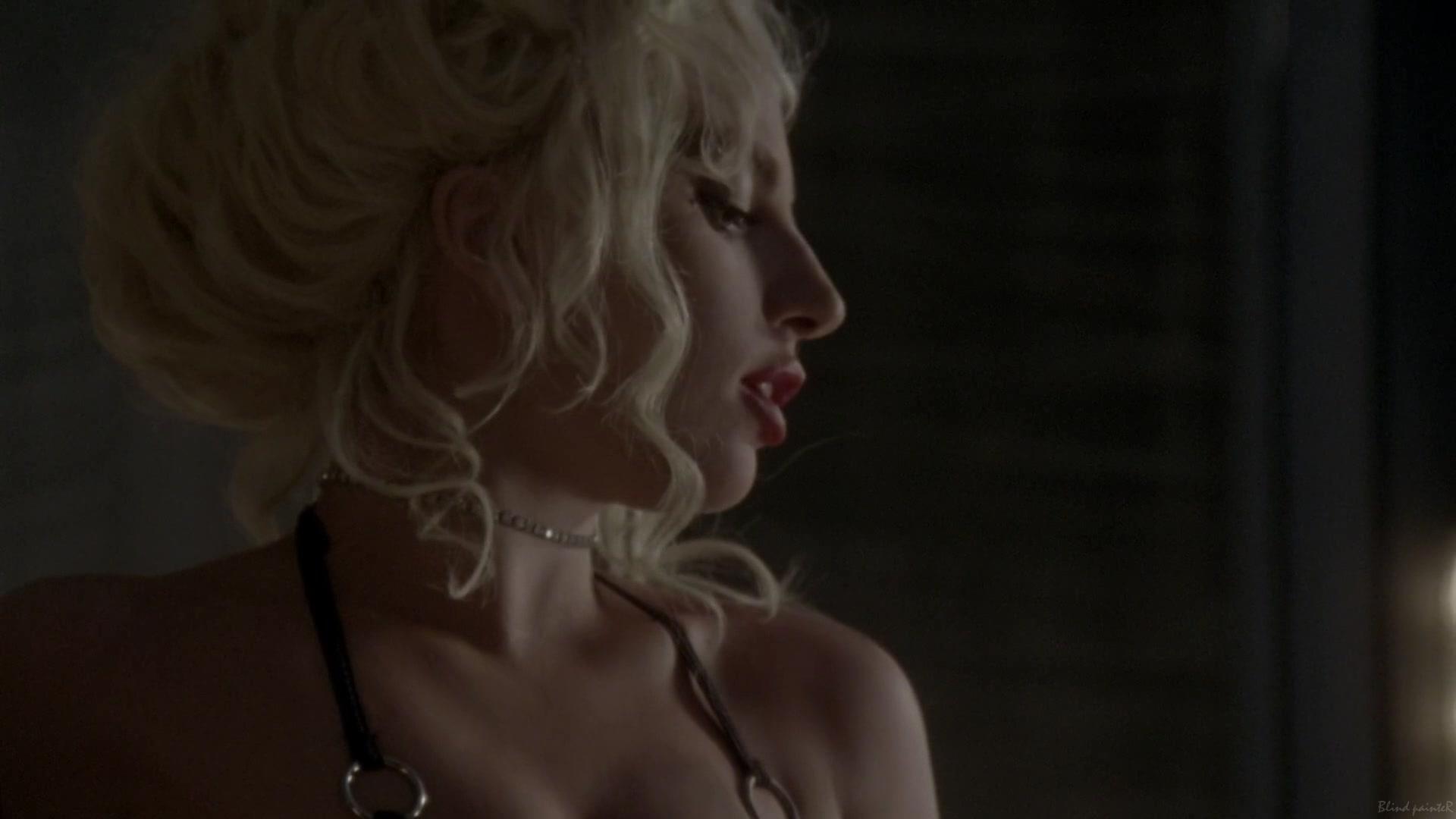 Angela Bassett Nude Pics lady gaga & angela bassett nude - american horror story