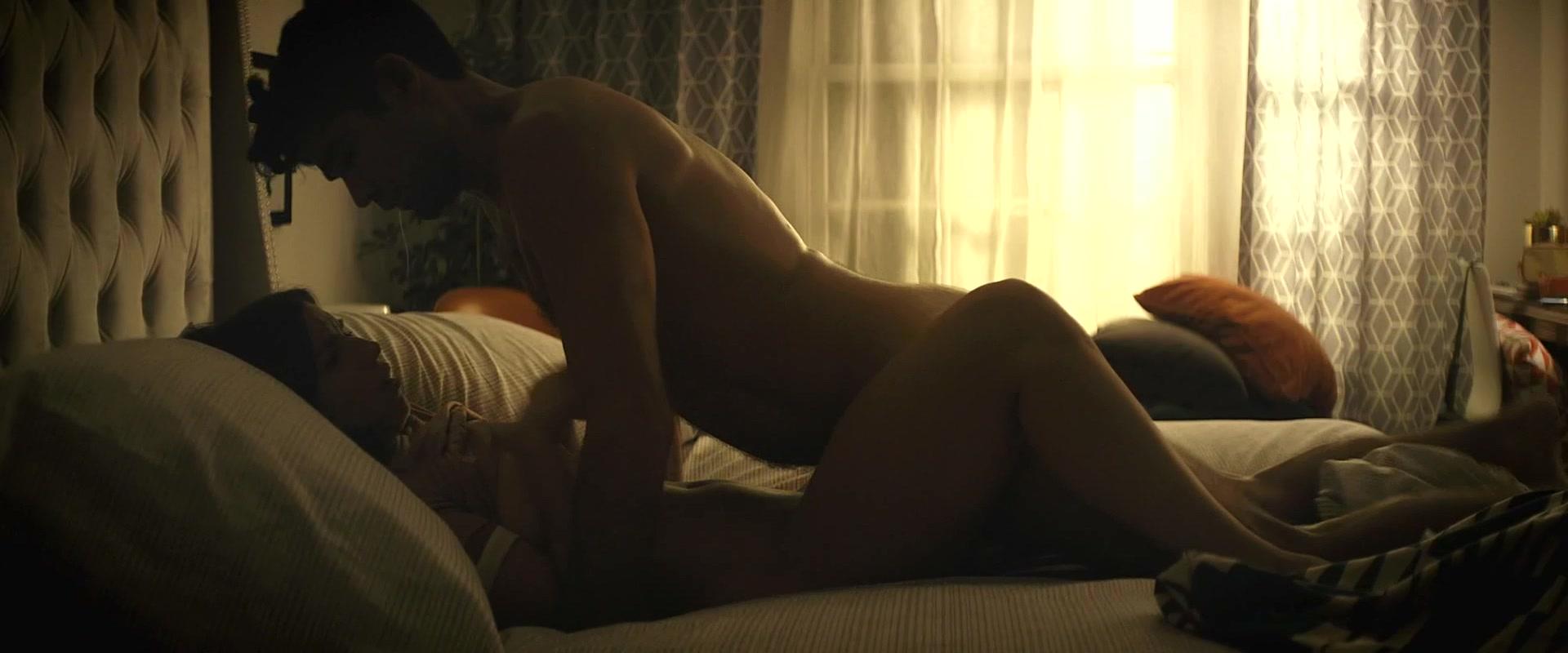 CelebGate Angela Trimbur Nude  Trash Fire - 2016 HD