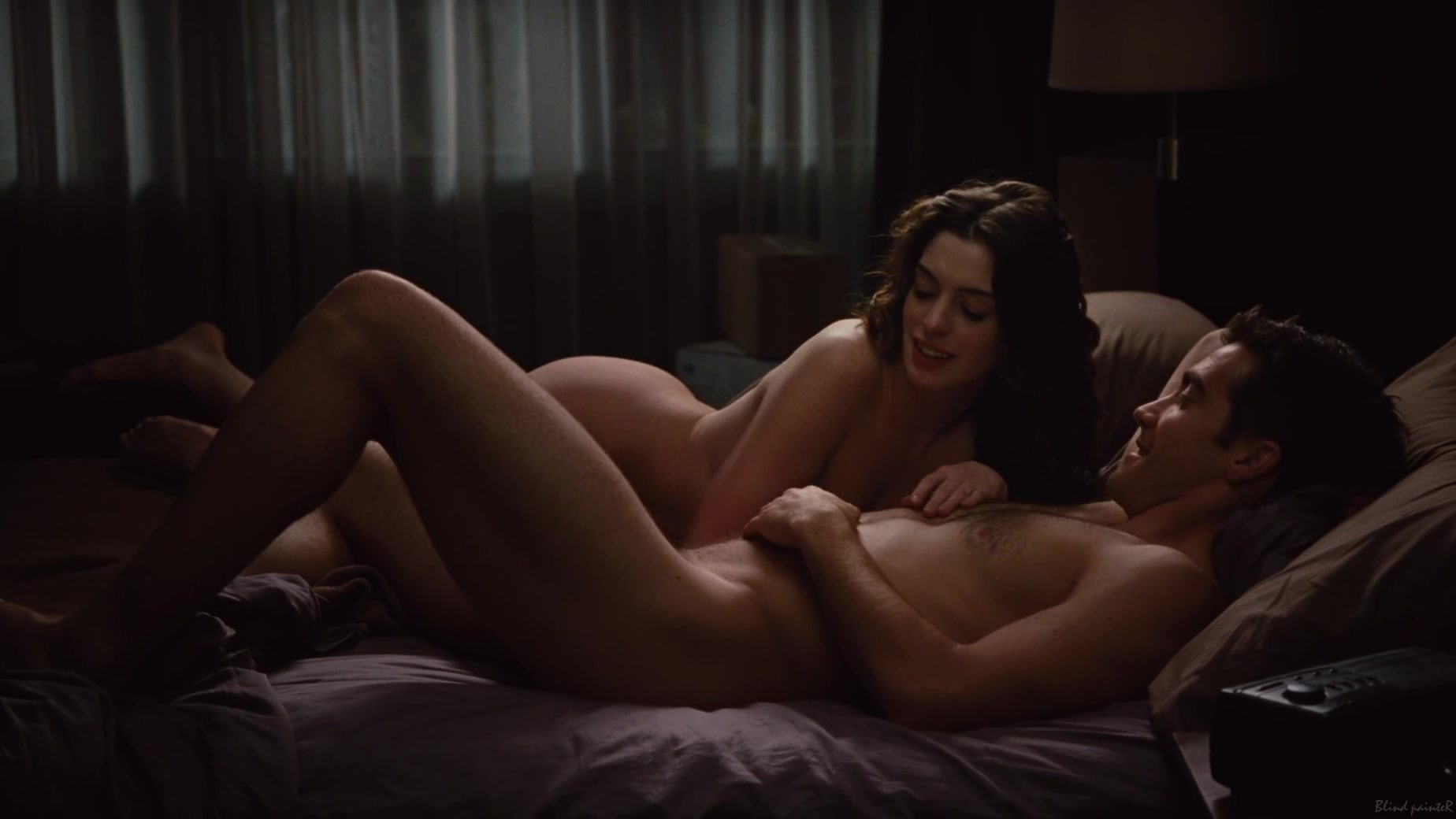 Love and other drugs naked