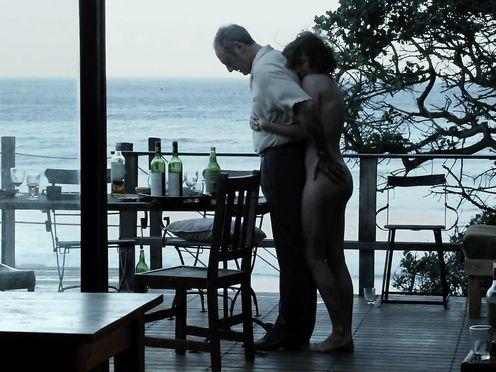 Carice van Houten naked – Ebony Butterflies (2011)