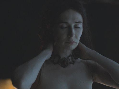 Carice Van Houten naked – Game of Thrones S06E01 (2016)