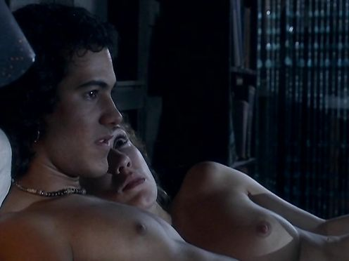 Carla Sanchez, Ana de Armas naked – Madrigal (2007)