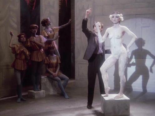 Carole Laure nude – Fantastica (1980)