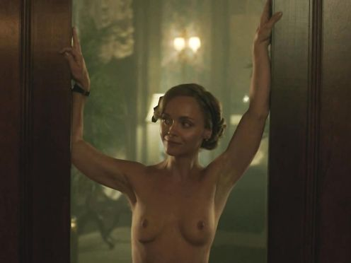 Christina Ricci naked 'Z – The Beginning of Everything S01E04 (2017)