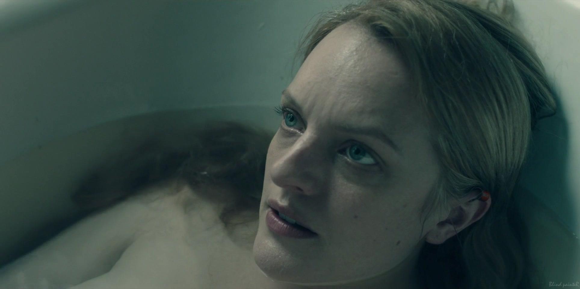 Hot nude moss Elisabeth