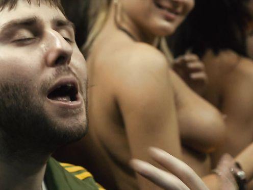 Evan Rachel Wood naked – The Necessary Death of Charlie Countryman (2013)