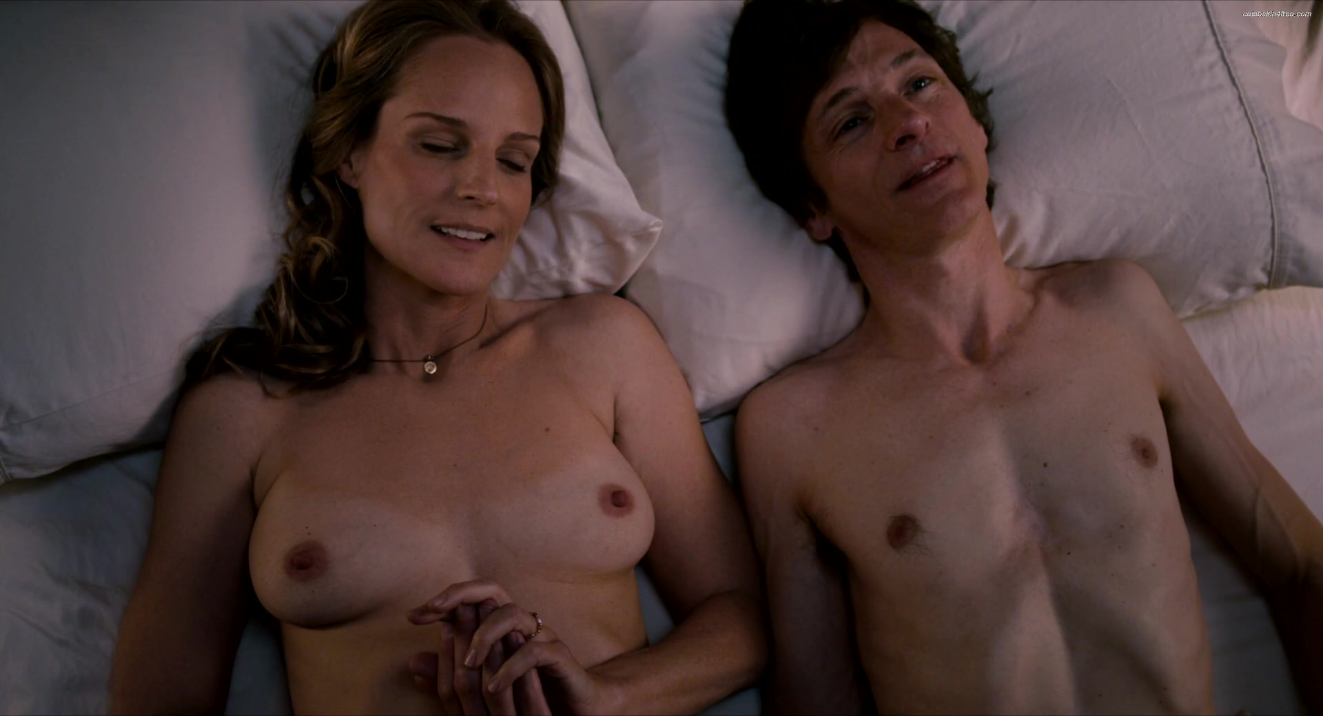 Helen hunt in the nude