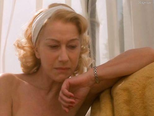 Helen Mirren naked – THE ROMAN SPRING OF MRS. STONE (2003)