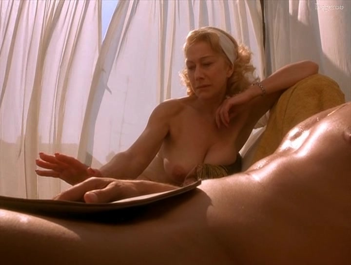 helen mirren nude hot