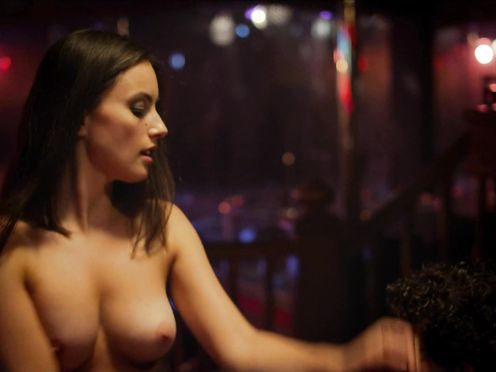Karyn Halpin nude in the movie Kid Cannabis (2014)