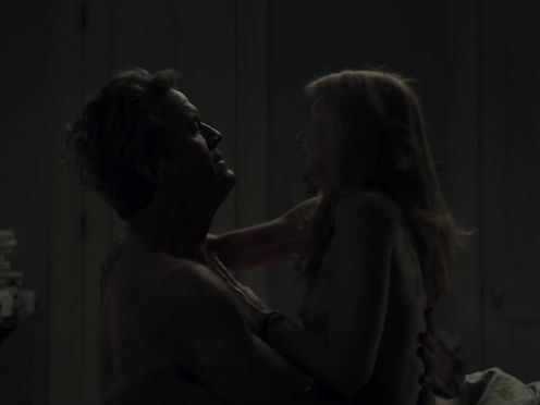 Patricia Clarkson naked – Learning to Drive (2014)