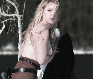 Karin Braun  nackt