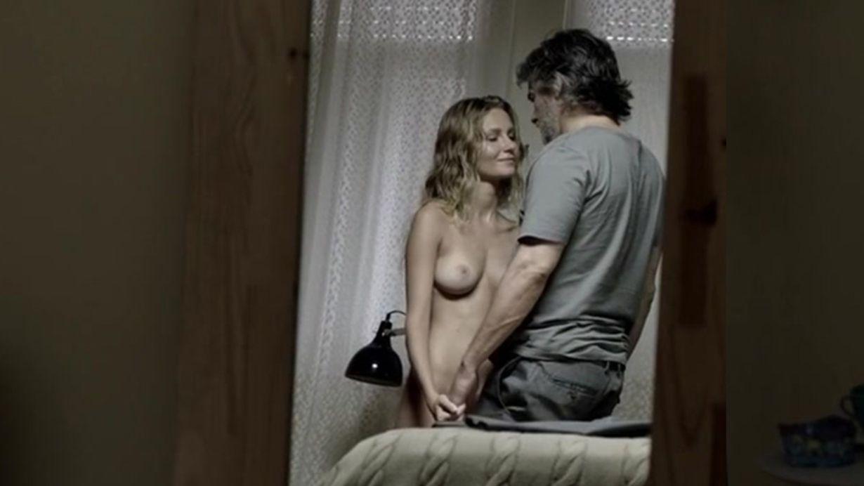 Sabatella nackt Letícia  Letícia Sabatella