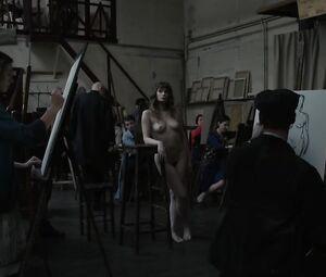Nackt Romane Portail  Milena Tscharntke