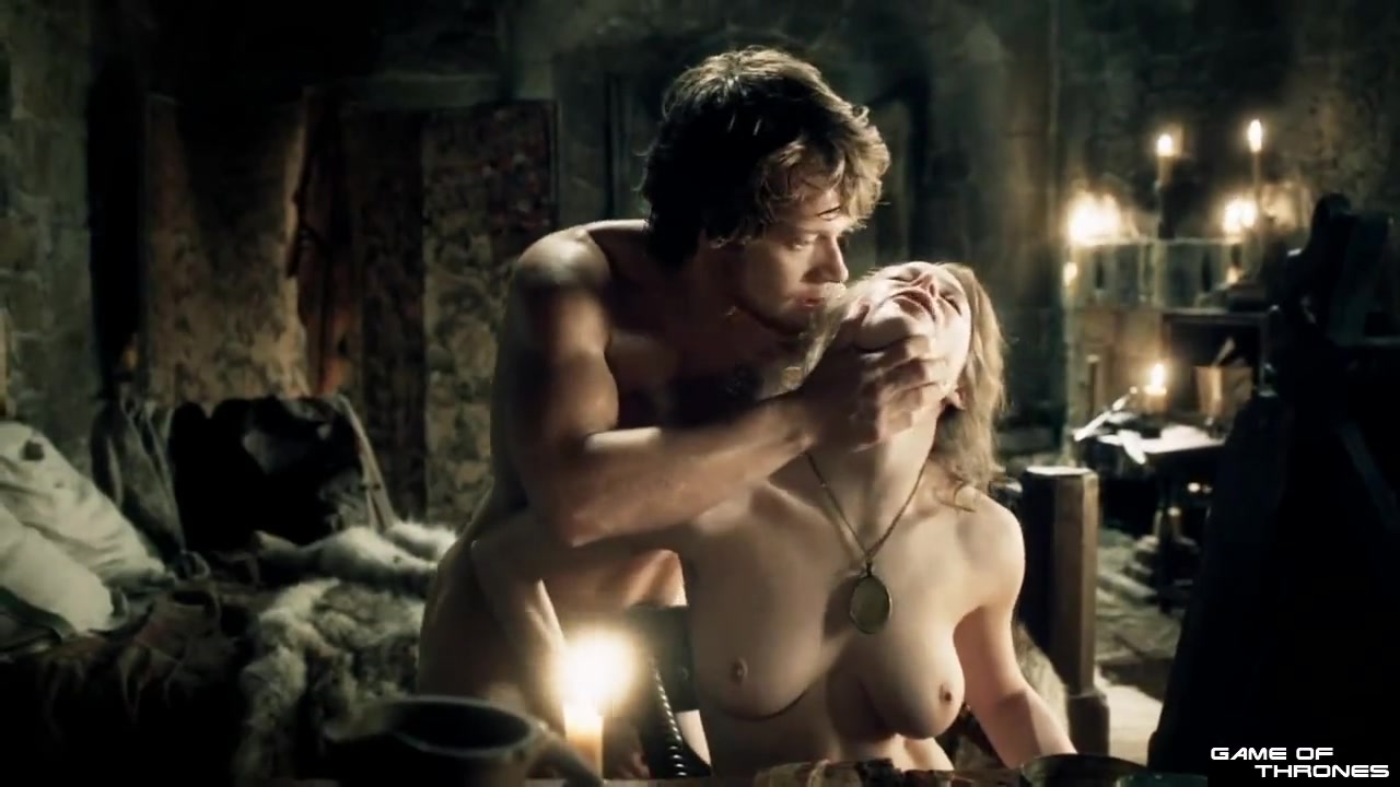 Sexy scenes from Game of Thrones