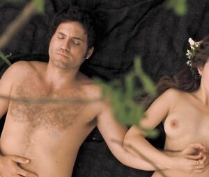 Nackt  Fernanda Torres Eva Marie
