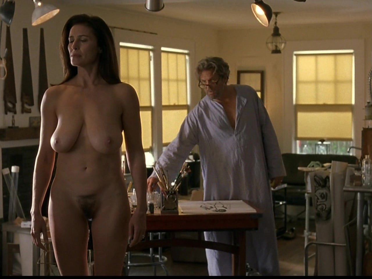 Mimi rogers naked seems