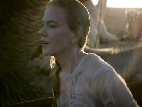 Nicole Kidman nude – Queen of the Desert (2016)