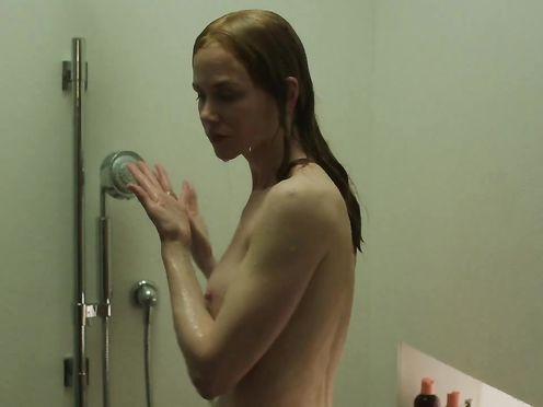 Nicole Kidman, Shailene Woodley, Laura Dern naked – Giant Lil Lies S01E03 (2017)