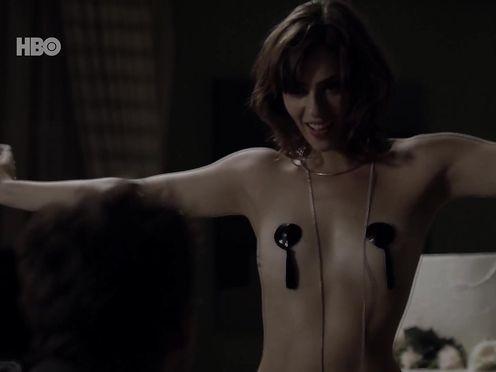 Isabel Wilker naked – O Negocio S02 (2014)