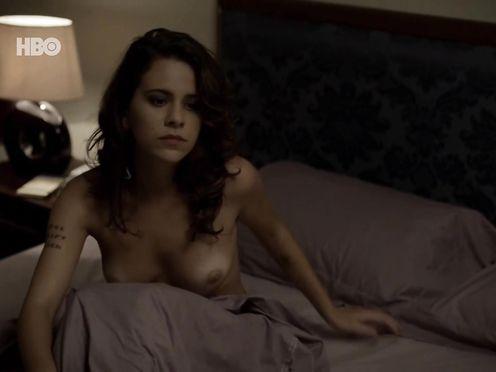 Sophia Reis naked – O Negocio S02 (2014)
