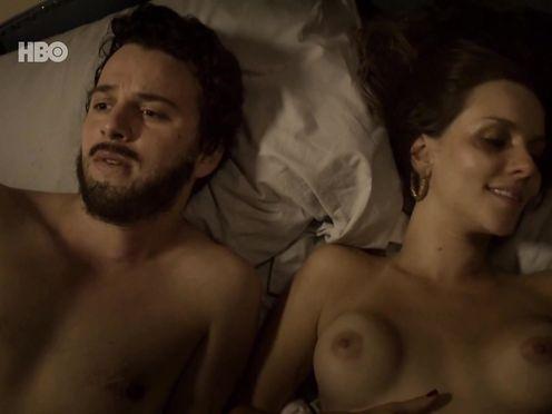 Leticia Tomazella naked – O Negocio S02E05 (2014)