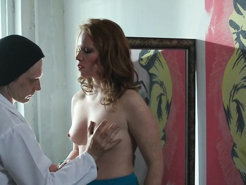 Anna Ochkova, Polina Aug naked – Orlean (2015)