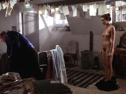 Natascha McElhone nude – Surviving Picasso (1996)