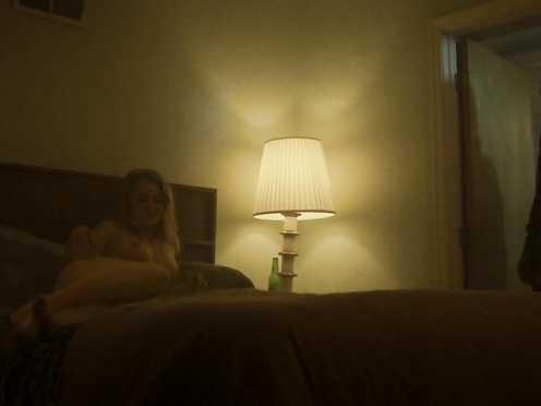 Sarah Minnich nude – Shot Caller (2017)