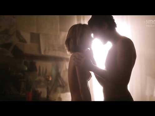 Ksenia Solo naked – In Search of Fellini (2017)