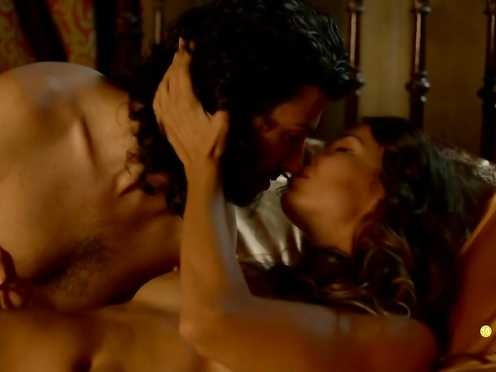 Ana Caldas naked, Arly Jover, Natasha Yarovenko nude – Las aventuras del capitan Alatriste (2015)