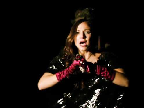 Briana Evigan naked – The Devil's Carnival (2012)