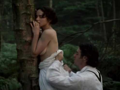 Frances O'Connor nude – Madame Bovary (2000)
