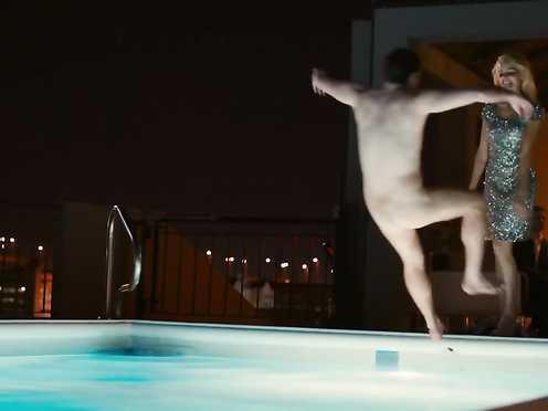 Isabel Lucas naked – The Loft (2014)