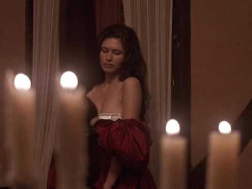 Karina Lombard naked – Wide Sargasso Sea (1993)
