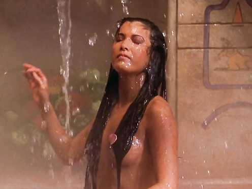 Kelly Hu stunning – The Scorpion King (2002)