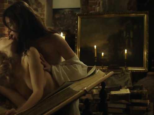 Malin Buska nude, Sarah Gadon nude – The Doll King (2015)