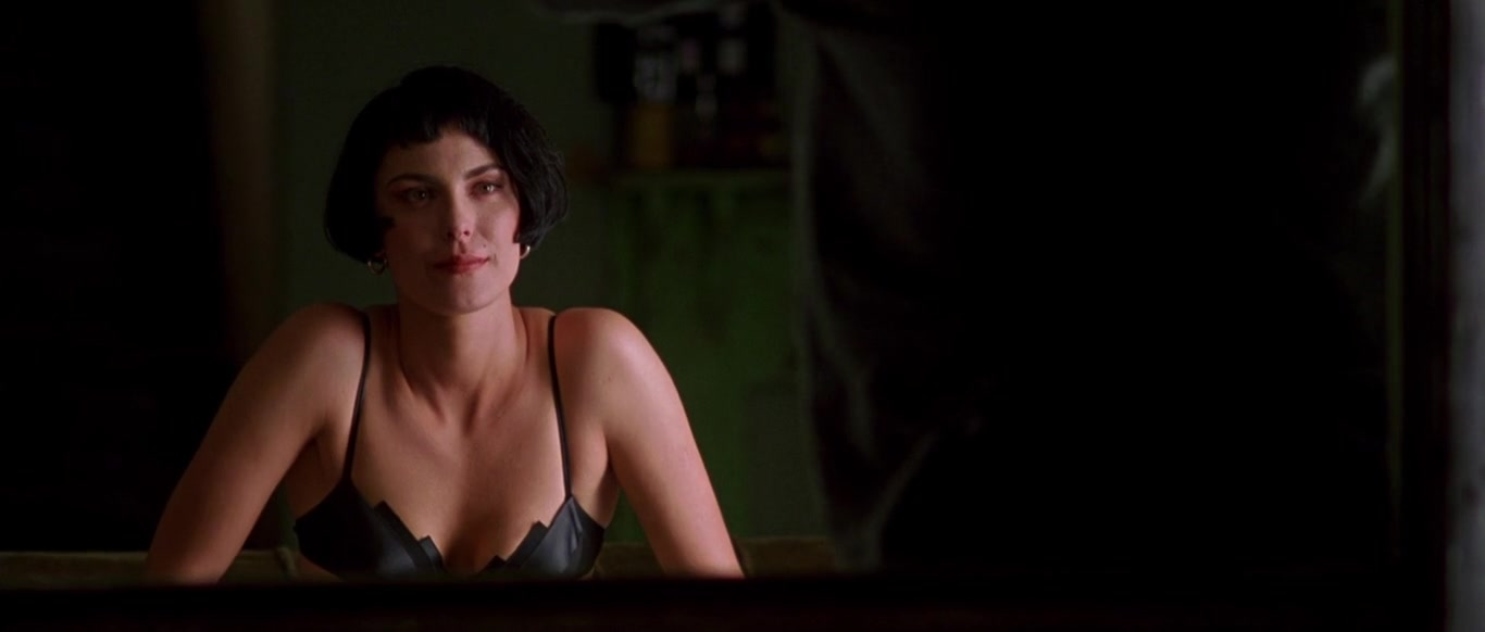 Michelle forbes nude