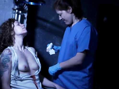 Raven Lee Naked – Hellriser (2017)