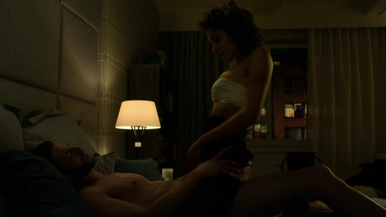 Amber Rose Revah Nue amber rose revah nude - the punisher s01e05 (2017) video