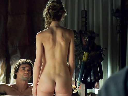 Angela Cremonte Naked – Hispania, la leyenda s02 (2011)