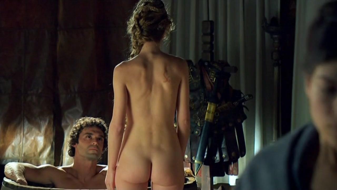 Angela Cremonte Nude Hispania La Leyenda S02 2011 Nude Celebs