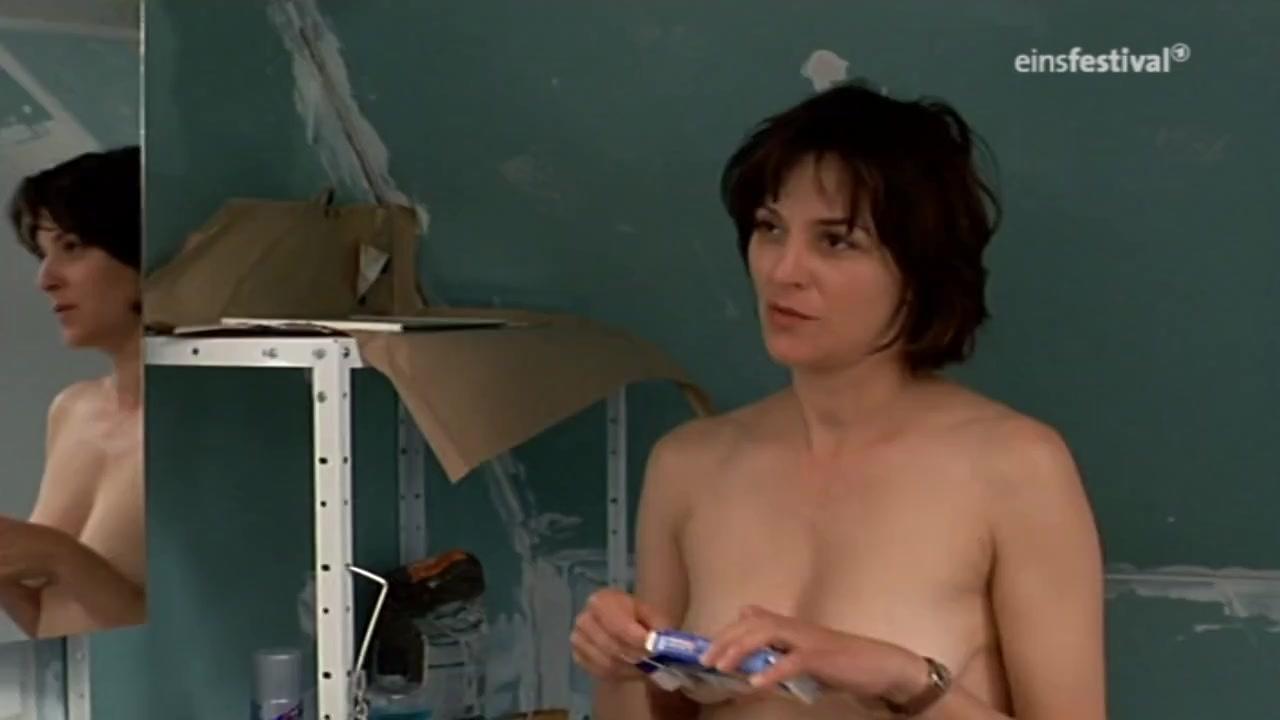 Martina gedeck nackt sommer 2004
