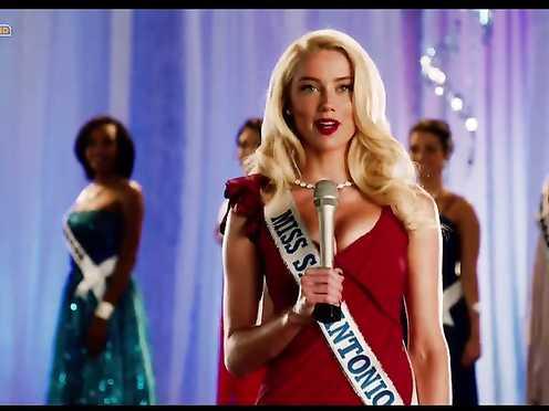 Amber Heard hot – Machete Kills (2013)