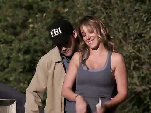 Haylie Duff Gorgeous – Backwoods (2008)