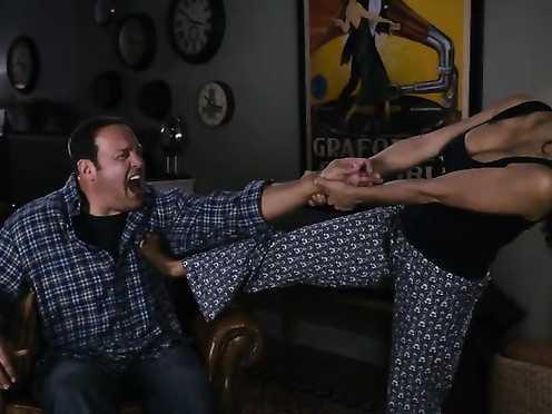 Salma Hayek Sexy – Here Comes the Boom (2012)