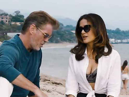 Salma Hayek hot – How to Make Love Like an Englishman (Some Kind Of Wondrous ,